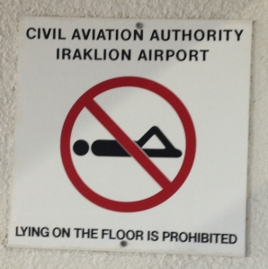 Heraklion Airport - Crete