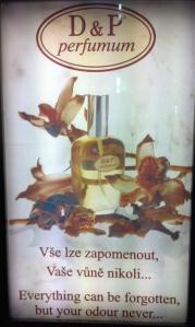 Perfume Shop - Prague