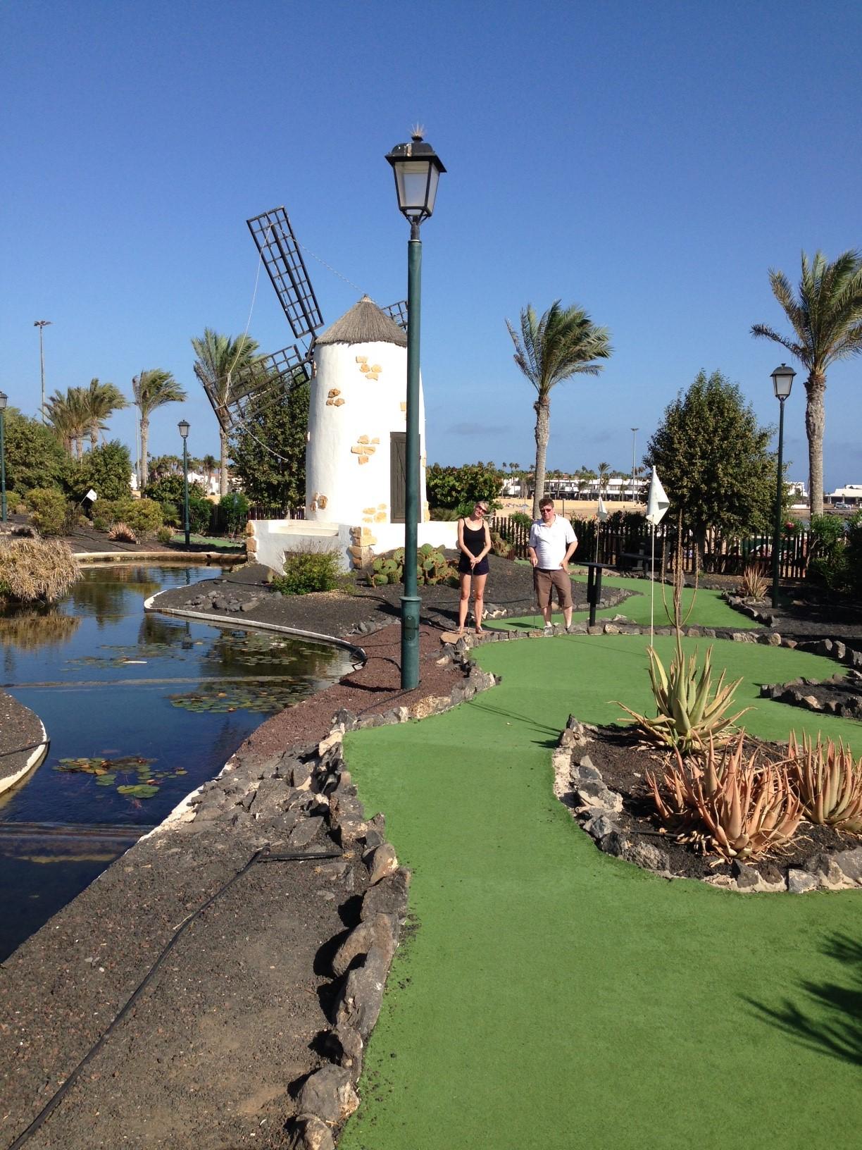 Barceló Castillo Beach Resort, Fuerteventura, Canary Islands