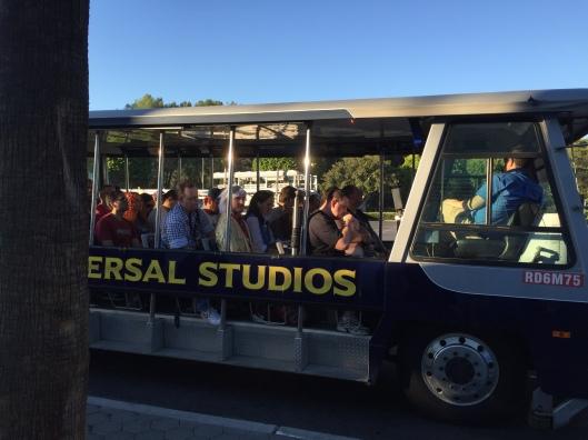 WGB Day 1: Universal Studios