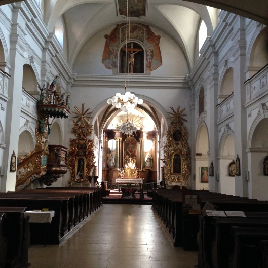 Trebic - Basilica 01