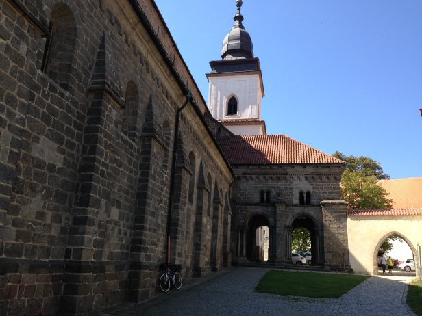 Trebic - Basilica 03