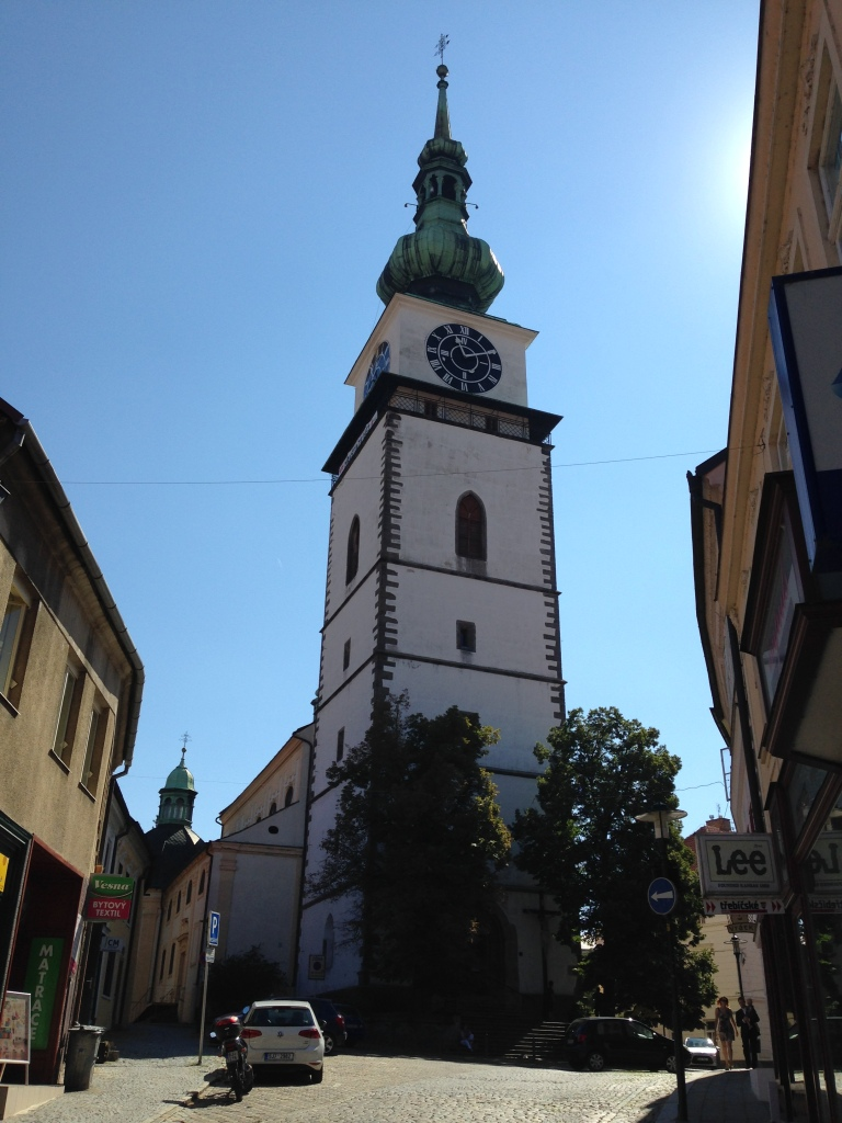 Trebic - Town Tower