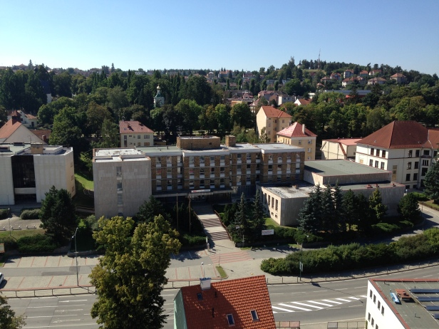 Trebic - View from Town Tower 02