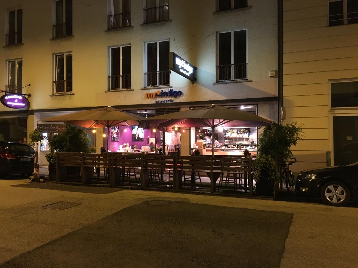 My indigo restaurant salzburg austria for My indigo salzburg