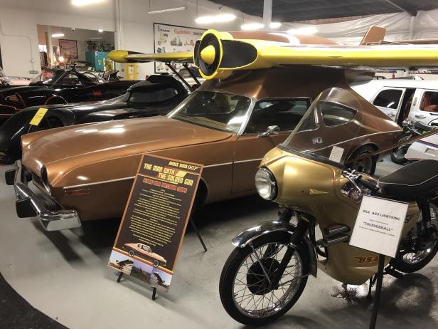 AMC Matador coupe - Man with the Golden Gun