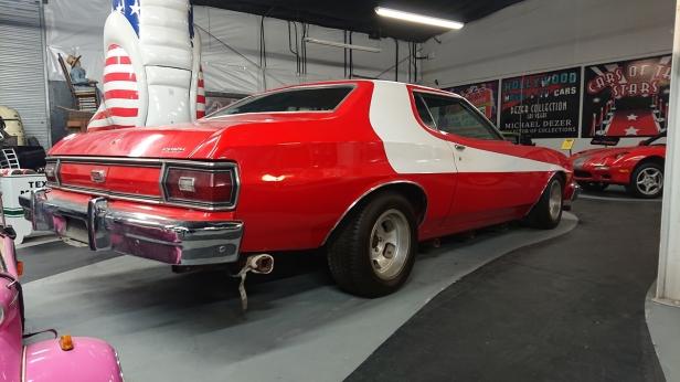 Starsky and Hutch Gran Torino - rear
