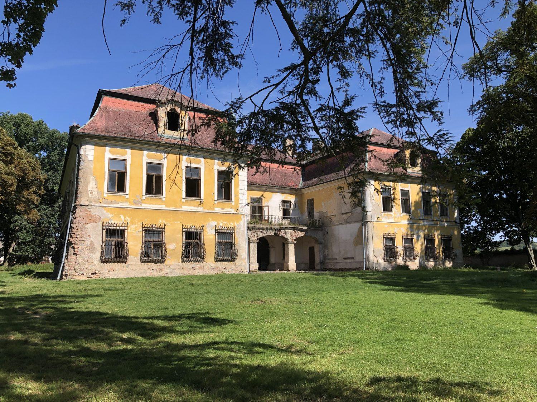 Abandoned Chateau Smolotely, Czech Republic